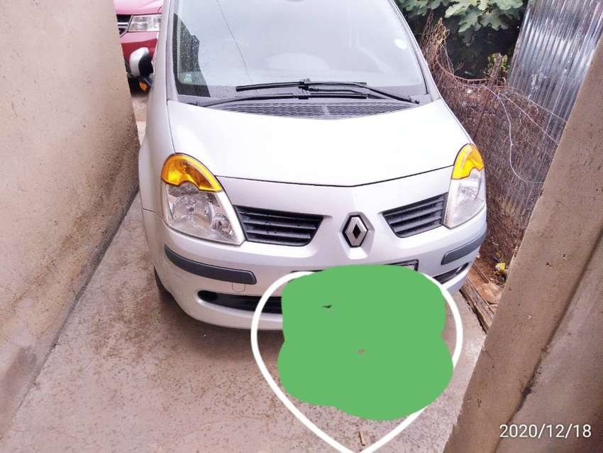 Renault-modus 2006 model 170300km start and go. 0