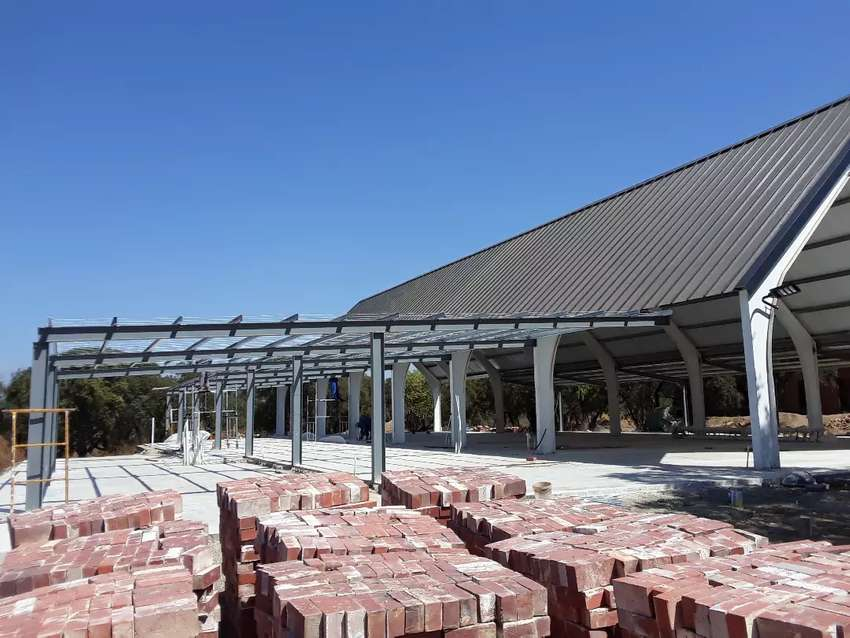 Univesarl Steel  Structural and Sheeting 0