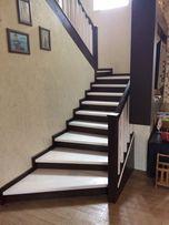 Деревянные лестницы недорого! 42000-45000гр изготовлены в Закарпатье