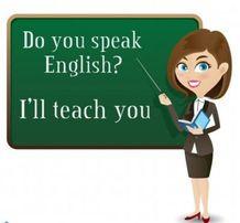 Репетитор з англійської мови/репетитор английского языка