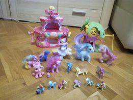 Zestaw Kucyki + domki My Little Pony