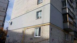 Утепления стен пенопластом