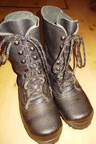 Szwedzki buty skórzane (23cm)