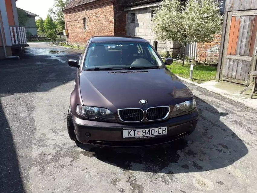 BMW E46 320d 0