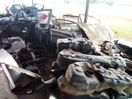 N1 scrapyard vanderbijlpark second hand vehicles and spares to sell