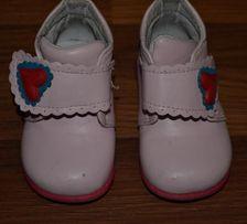 кожаные ортопед.ботинки ботиночки на девочку,демисезонные весна осень