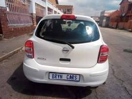 Nissan Micra, 1.2 ltre engine, hatchback
