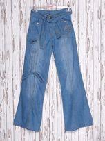 Оригинальные голубые джинсы новые с биркой рост 146