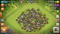 Image of Clash of clans base