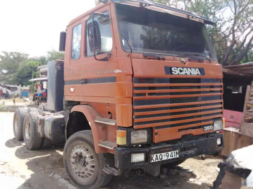 Scania 113 Double Diff 0