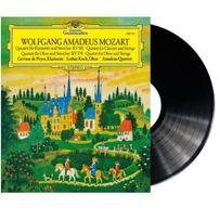 vinyl Wolfgang Amadeus MOZART Clarinet Quintet LP winyl