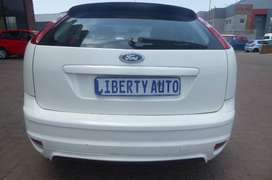 2007 #Ford #Focus #Hatch 1.8 #Ambiente 105,00km Liberty Auto