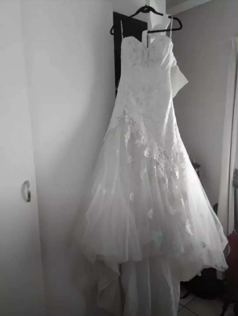 Wedding dress Sophia Tolli nr 8 dress 0