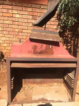 Out door braai for sale