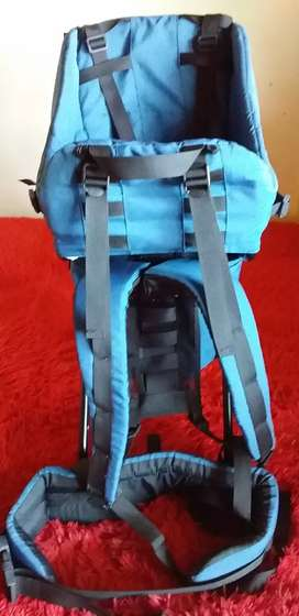 Baby camping carrier