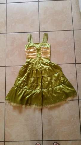 Green &Gold Size 26