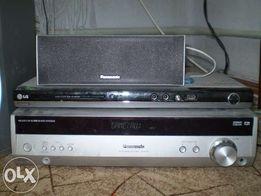 DVD плеер LG DKC885