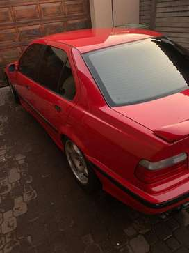 Turbo BMW E36 3.25i