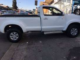 Toyota Hilux 3.0 D-4 D Raider 4×4 Single cab