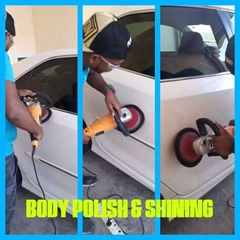 MOBILE CAR VALETS AND CAR POLISHING 0