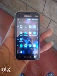 Samsung galaxyJ1 mini with powerbank,16GBmem card,charger & 2Batteries 0