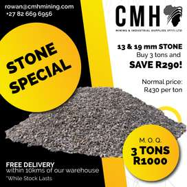 13 & 19mm Stone Special