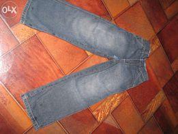 джинсы на мальчика 5-6 лет 110 см