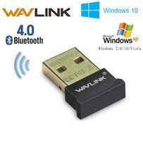 Беспроводной USB адаптер Bluetooth 4.0 приемник и передатчик Wavlink