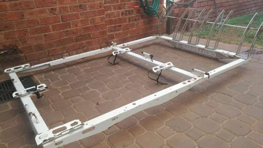 5 x Bicycle Rack for trailer 0