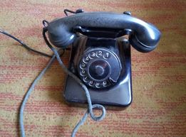Телефон антикварный,винтажный,старинный,раритетный дисковый