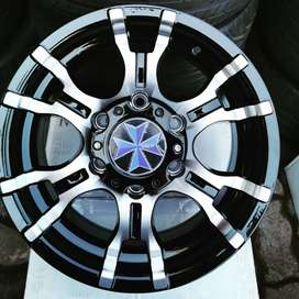 "15"" Ritter Rims for Quantum or Bakkie"