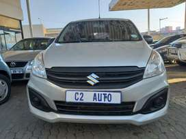 2018 Suzuki Ertiga 1.4 7Seeater Manual