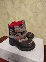 Ботинки термо для мальчика зима