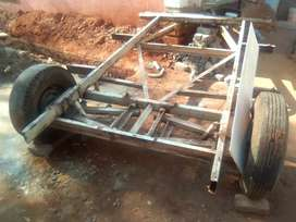 Axle for sale R1000