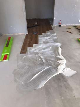 Tiling and renovatoins