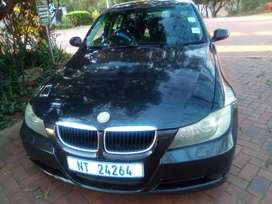 Bmw320i petrol manual 2007