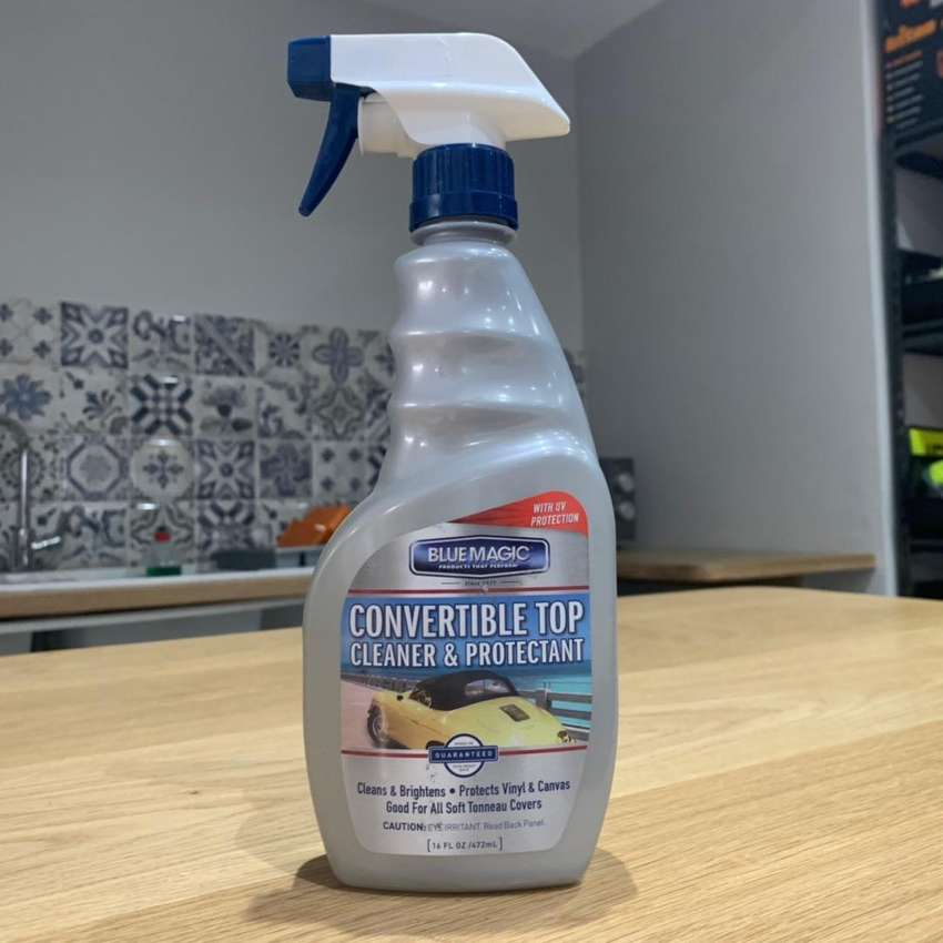 Convertible Top Cleaner 0