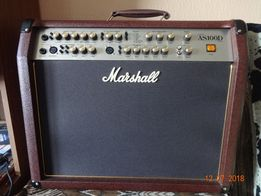Продам комбоусилитель Marshall AS100D