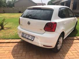 2015 Polo TSI Comfort Line in top condition.