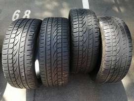 245 45 R20 103W XL Continental ContiCrossContact UHP Tyres