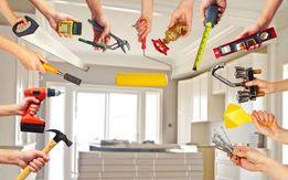 Ремонт, отделочные работы, установка окон/дверей, утепление