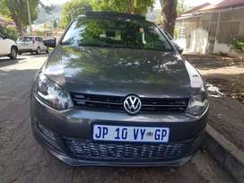 2014 VW Polo 6 1.6 Comfortline with Sunroof