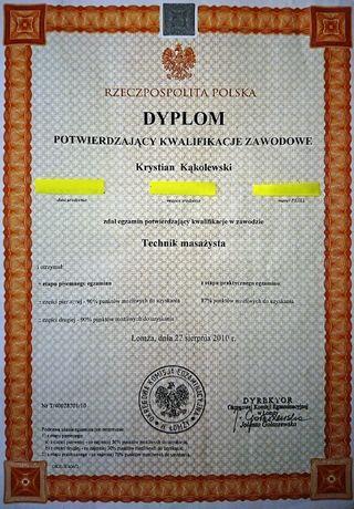 DYPLOMOWANY MASAŻYSTA / Masaż z dojazdem do klienta Warszawa i okolice Warszawa - image 3