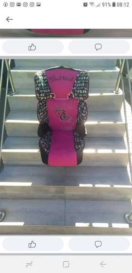 BadGirl car seat in a very good condition