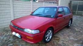 TOYOTA CONQUEST 1.6 INJECTION 5 SPEED MANUAL