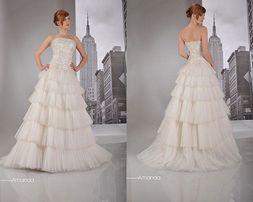 Suknia ślubna Amanda rozm. 34-38
