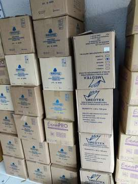 Nitrile Gloves available