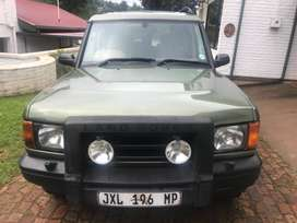 Land Rover 2 td5