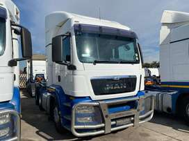 Buy And Save Now, 2014 - Man TGS 26 - 440 In Good Working Condition