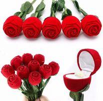 Коробочка (роза) для кольца